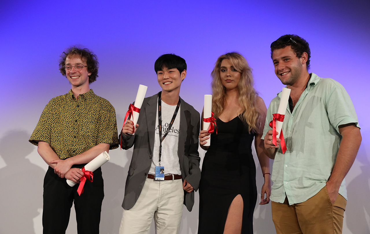 The winners of the 24th Cinéfondation Selection